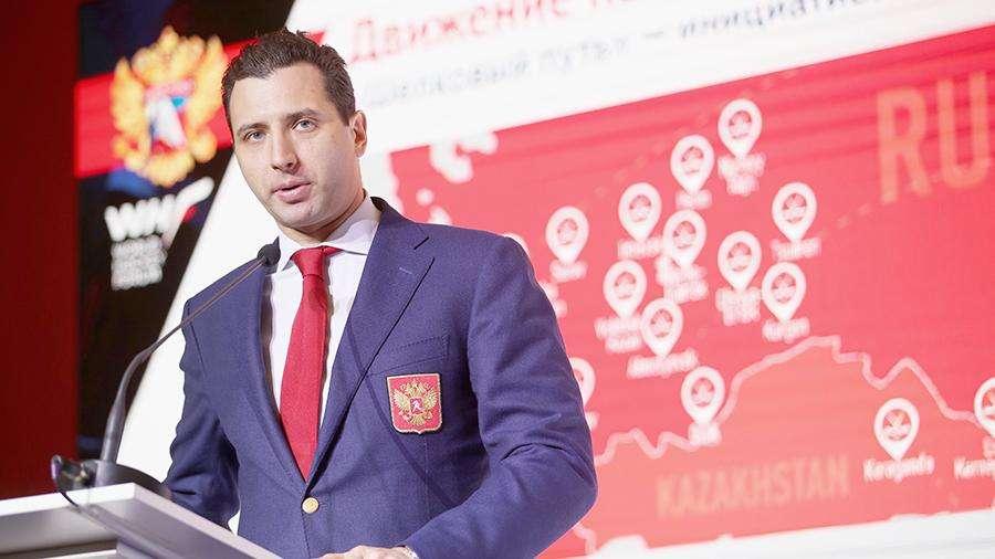 РФ подала заявку напроведениеЧМ похоккею в 2023-м
