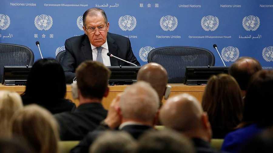 Лавров обсудил сТиллерсоном ситуацию насевере Сирии