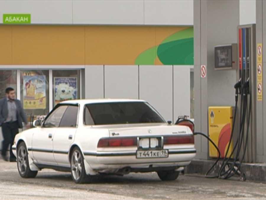 ВБашкирии цена набензин вновь поползли вверх