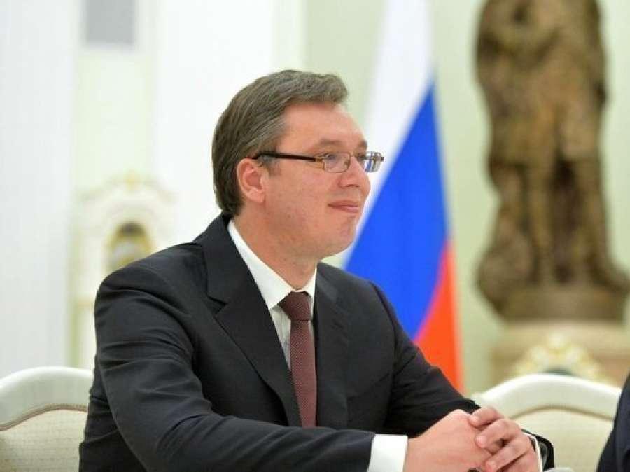 Вучич сказал, почему Сербия никогда невведет антироссийские санкции