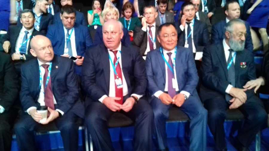 Руководитель Хакасии принял участие вподписании соглашения опроекте «Енисейская Сибирь»