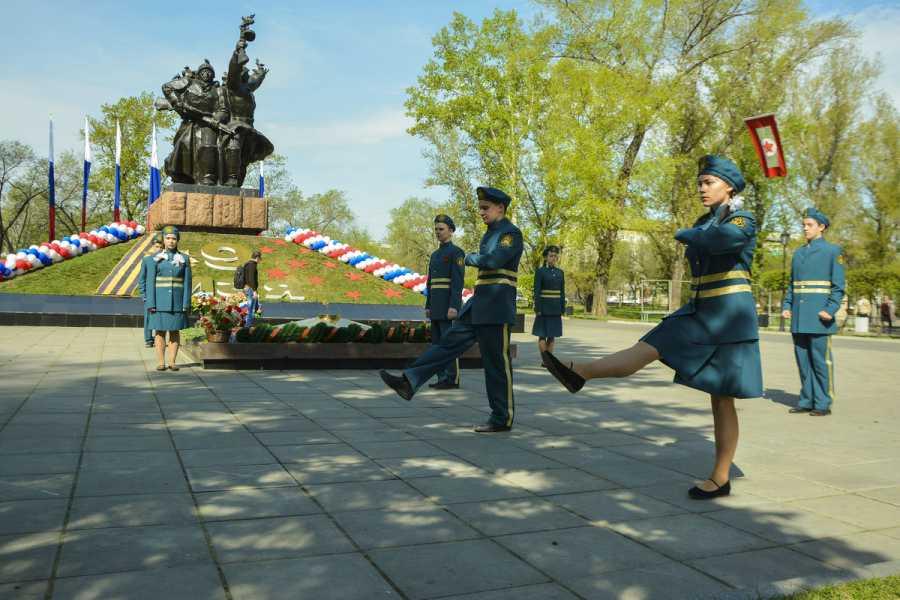 Челябинские школьники 5мая заступят на«Вахту Памяти» у бессрочного огня