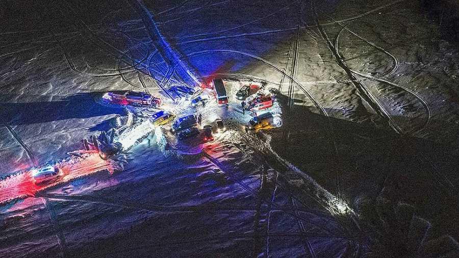 Взрыв наборту Ан-148 произошел после крушения— СКР