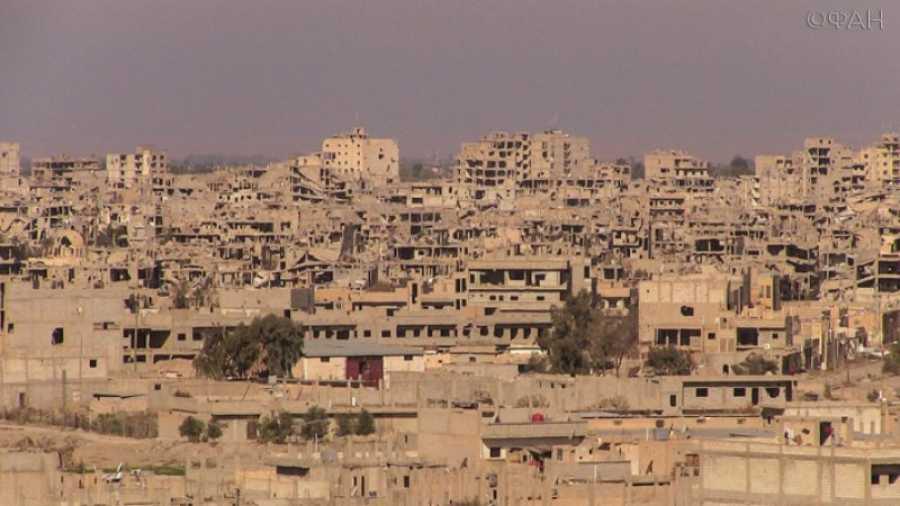 ГенштабВС РФ объявил ополном освобождении Сирии отИГ